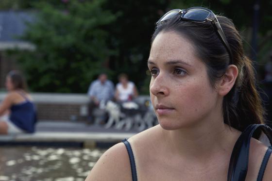 Amanda Washington DC July 2011