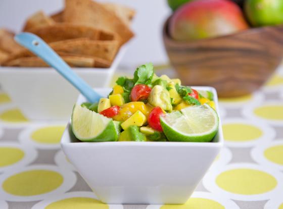 Mango Avocado Dip