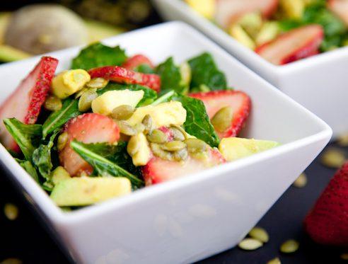 Summer Kale Salad
