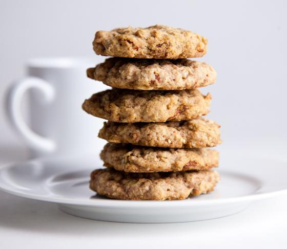 GF Oatmeal Goji Berry Cookies
