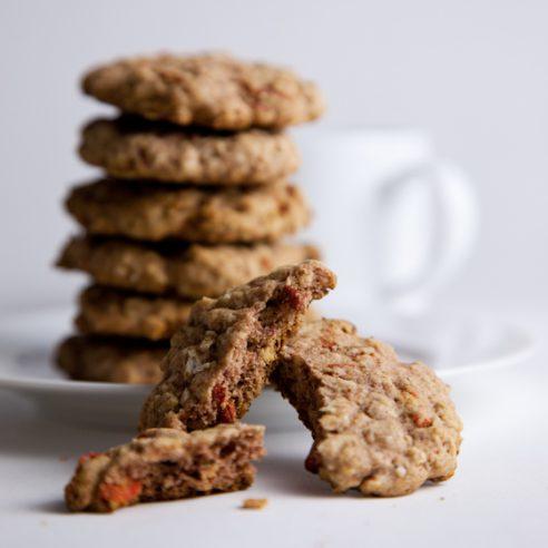 Oatmeal Goji Berry Cookies