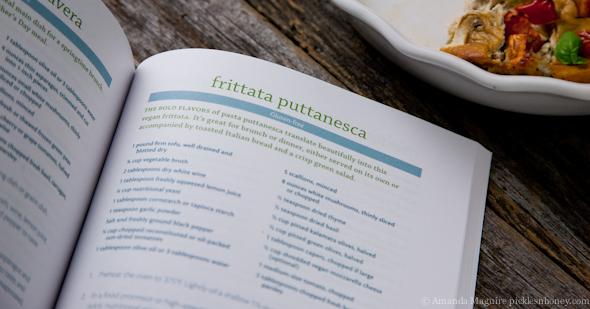 Vegan & GF Frittata Puttanesca Recipe