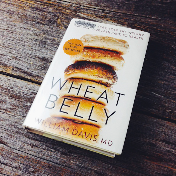 Wheat Belly Book Review // picklesnhoney.com