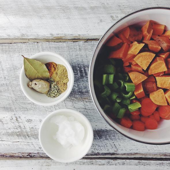 Indian Stew (Vegan & Gluten-Free)   picklesnhoney.com