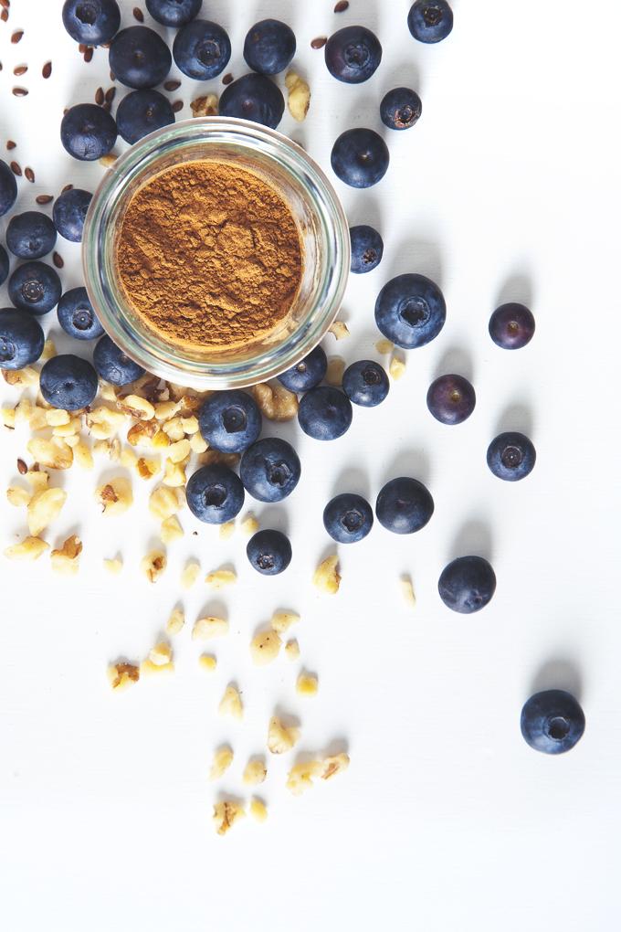 Anti-Inflammatory Flaxseed Porridge (Vegan & Gluten-Free) | picklesnhoney.com #flaxseed #porridge #breakfast #vegan #glutenfree #recipe #healthy