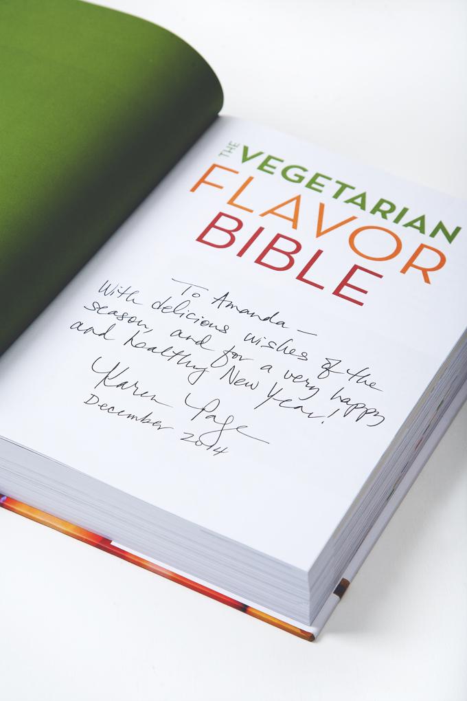 The Secret to Loving Salad + The Vegetarian Flavor Bible Giveaway | picklesnhoney.com
