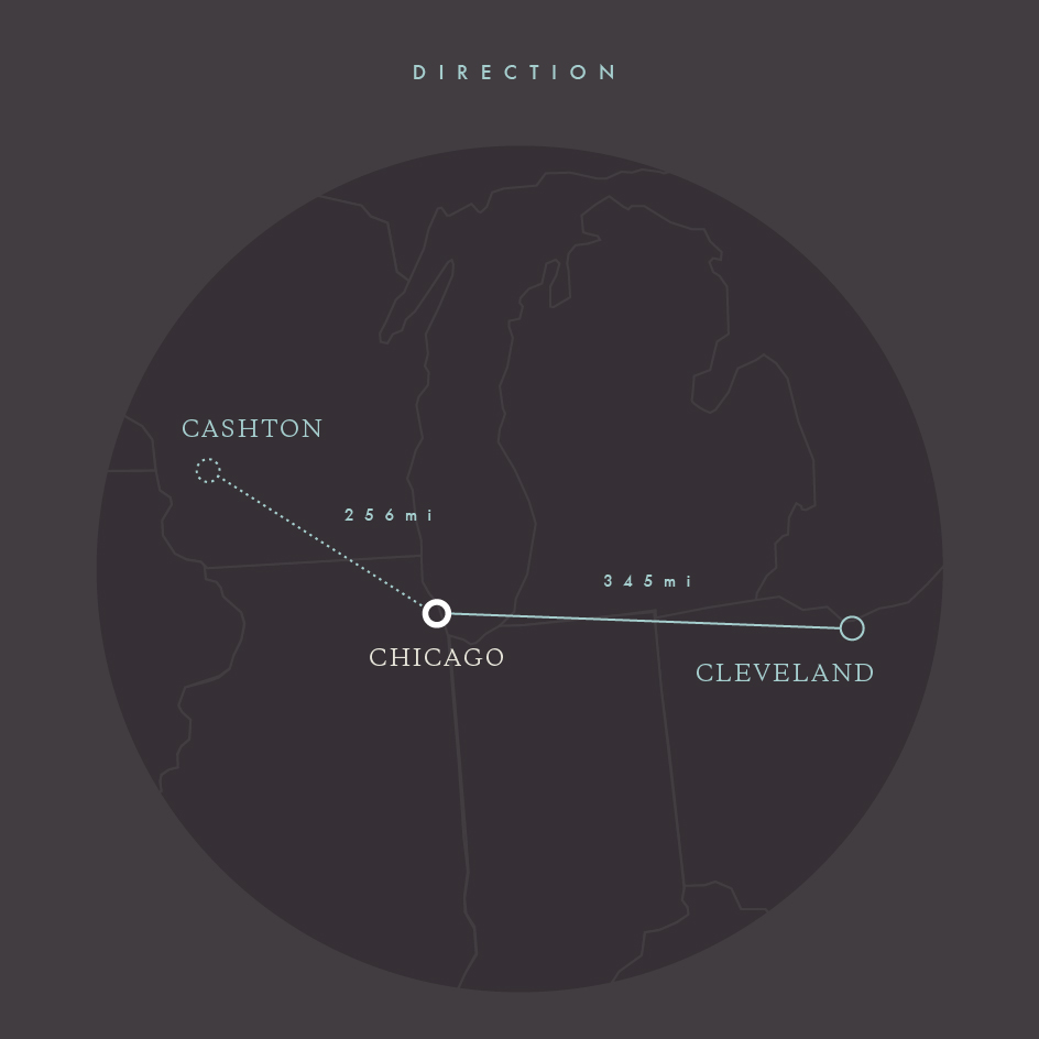 #PHroadtrip Week 3: Chicago to Cashton to Badlands   picklesnhoney.com