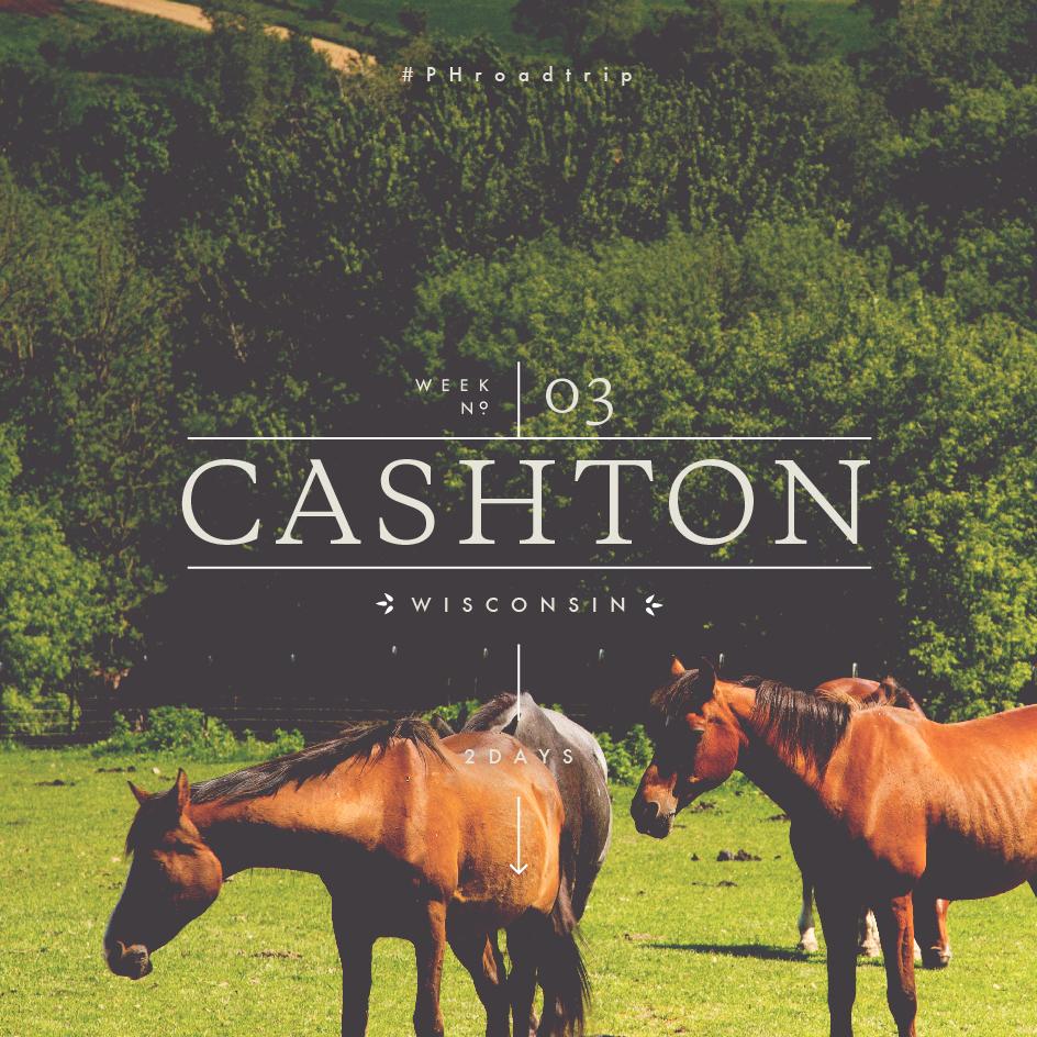 #PHroadtrip Week 3: Cashton, WI   picklesnhoney.com