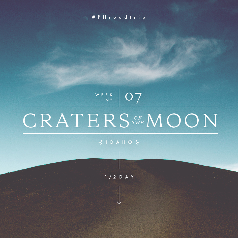 Craters of the Moon, ID | picklesnhoney.com #PHroadtrip
