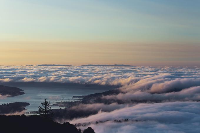 #PHroadtrip Mount Tamalpais, CA   picklesnhoney.com