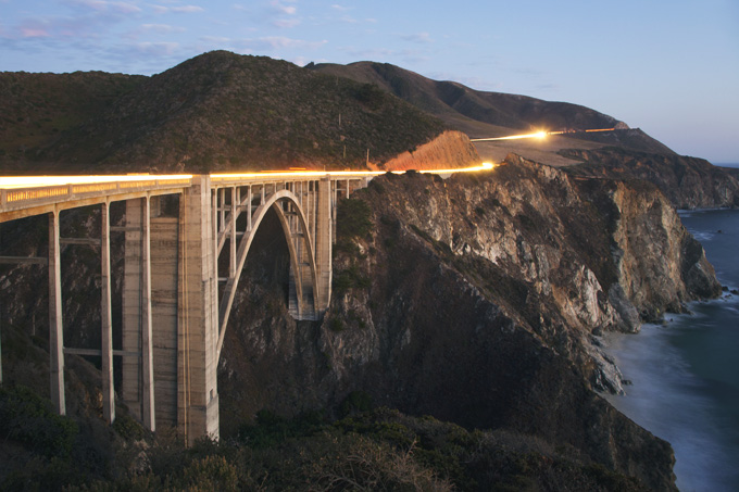Bixby Bridge, Big Sur, CA | picklesnhoney.com #PHroadtrip #roadtrip #travel