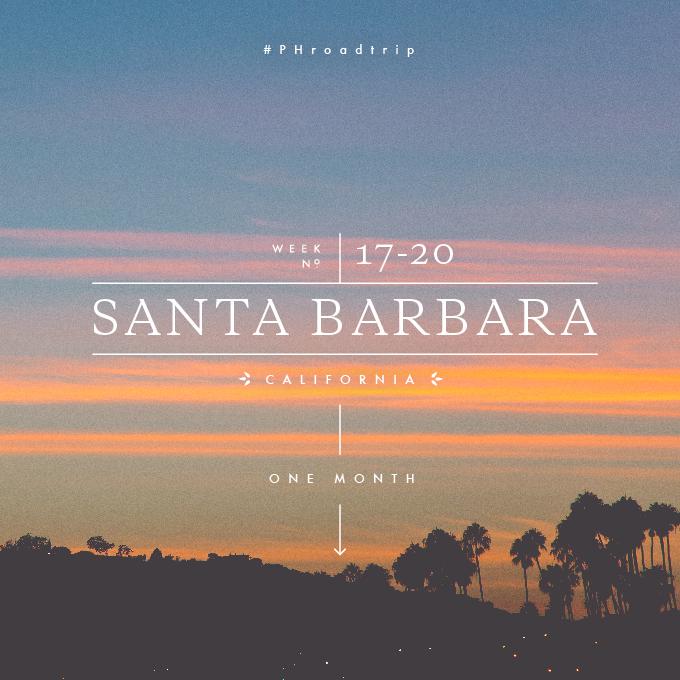 Santa Barbara, CA | picklesnhoney.com #PHroadtrip #roadtrip #travel