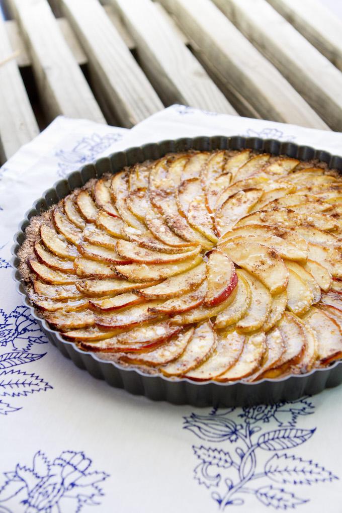 Vegan And Gluten Free Apple Pie Recipe
