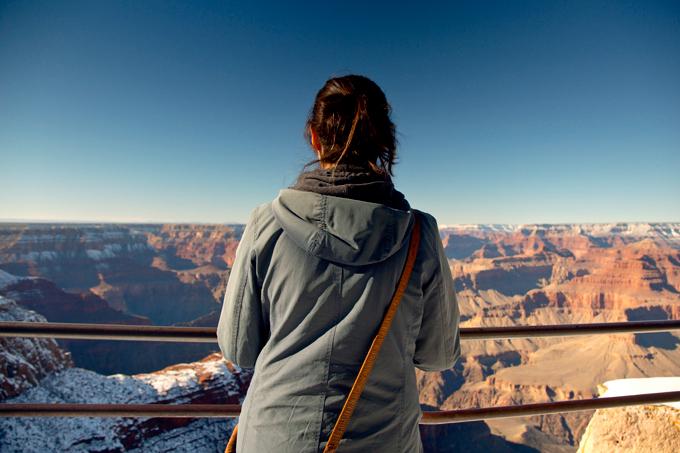 The Grand Canyon, AZ | picklesnhoney.com #PHroadtrip #roadtrip #travel