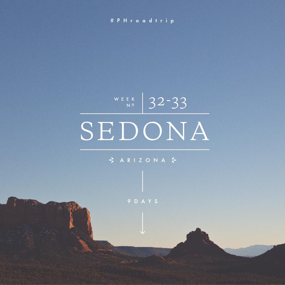 Sedona, AZ | picklesnhoney.com #PHroadtrip #roadtrip #travel