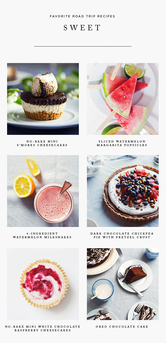 Easy #Vegan Dessert Recipes | picklesnhoney.com #phroadtrip