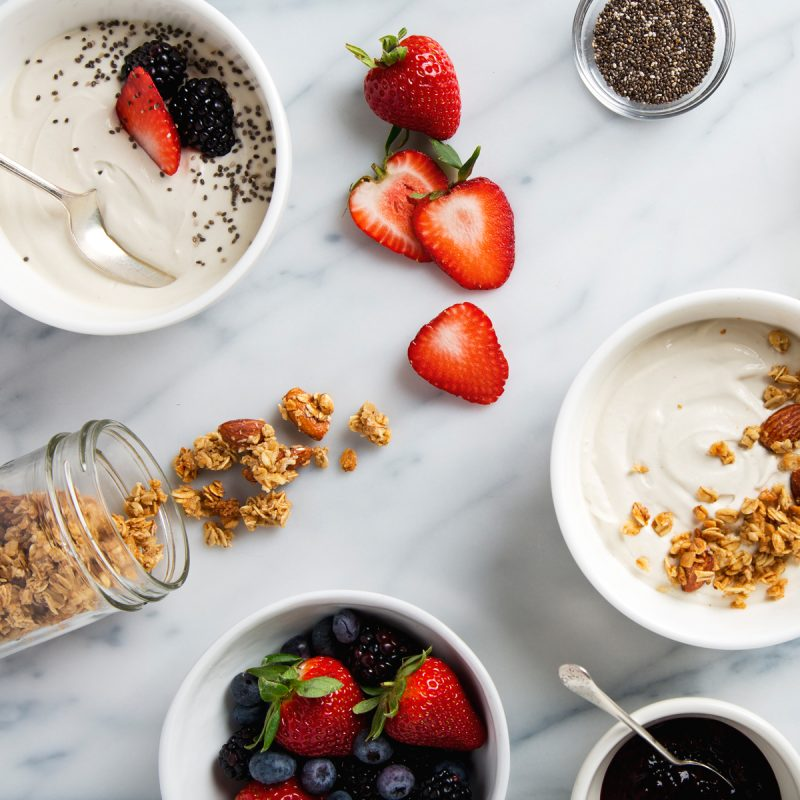 How to Make Cashew Yogurt | picklesnhoney.com #vegan #cashew #yogurt #recipe