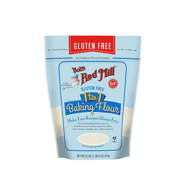 Bob's Red Mill Gluten Free 1-to-1 All Purpose Baking Flour