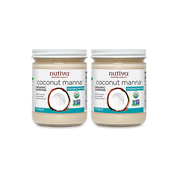 Nutiva Organic Coconut Butter
