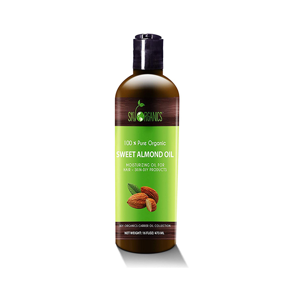 Sky Organics Sweet Almond Oil